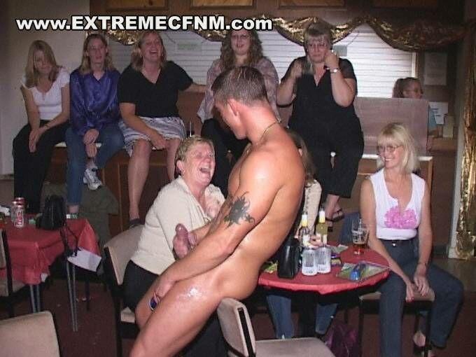 Extreme Amateure Sex Party